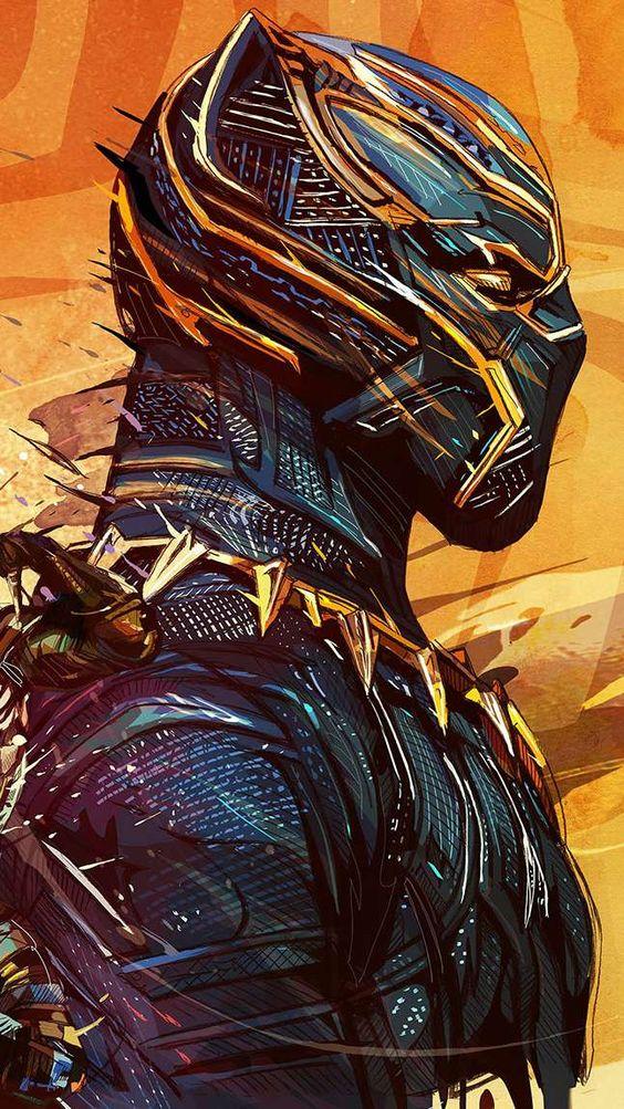 Black Panther 2 Art Wallpaper