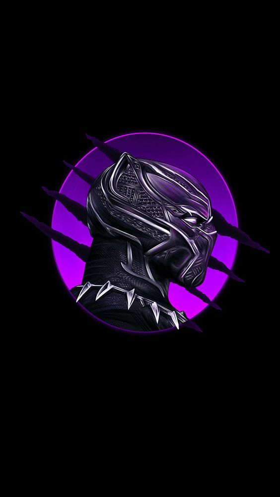 Black Panther Dark Wallpaper
