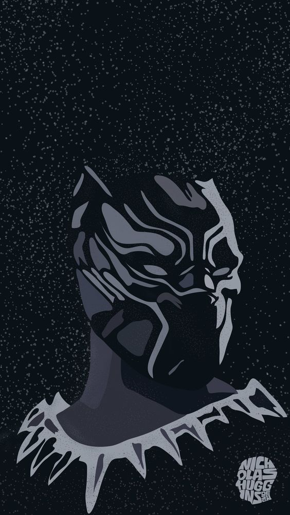 Black Panther Wakanda Art Wallpaper