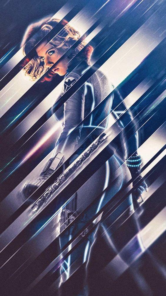 Black Widow Avengers Wallpaper download