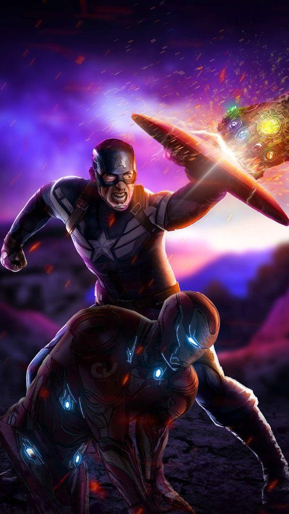 Captain America Civil War Art Wallpaper download