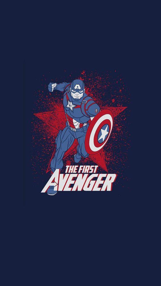Captain America First Avenger Wallpaper