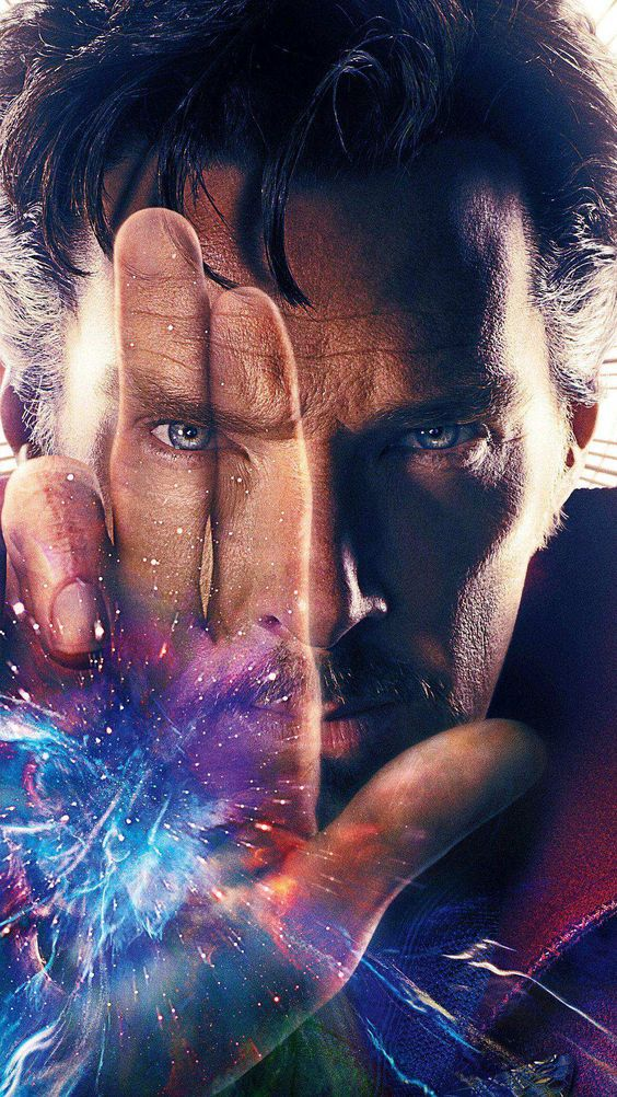Doctor Strange illusion Artwork Wallpaper