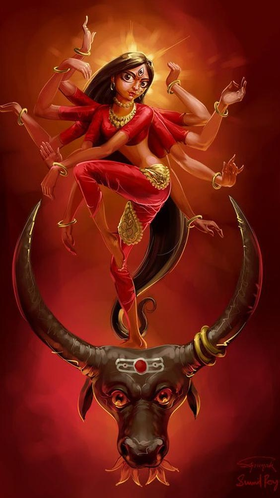 Photos Durga Maa Free Download Durga Thakur Image