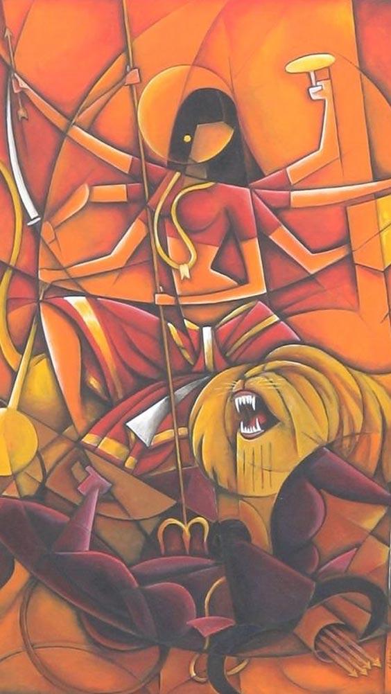Maa Durga Wallpaper Download Best 100 Maa Durga Photo