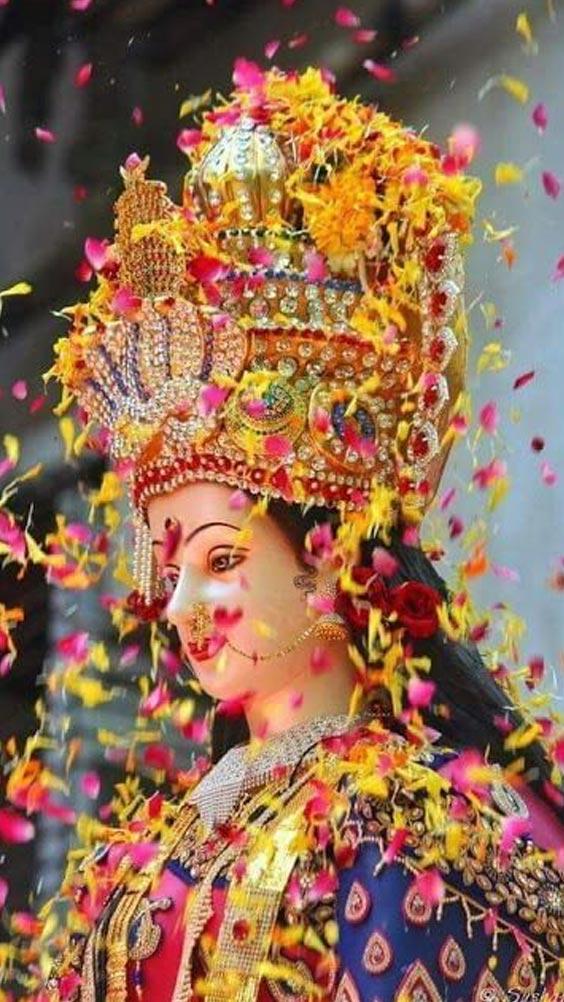 Maa Durga Ki Photo Image On Durga