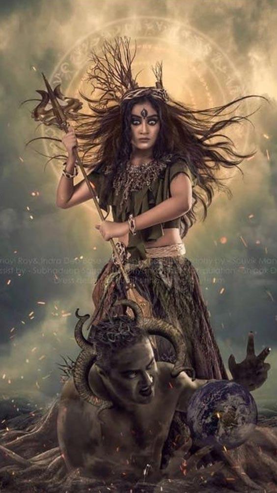 Photos of Maa Durga wallpaper. Image of Durga Maa full HD.