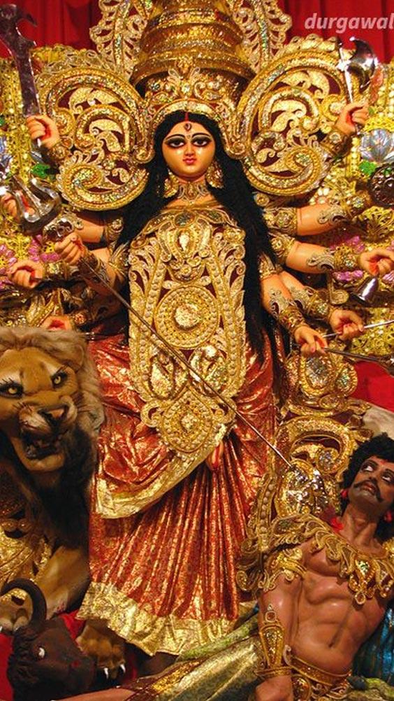 Pic for Durga Maa. Image for Durga.