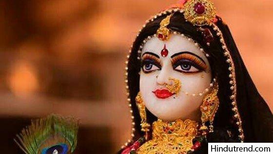 Radha Krishna Hd Wallpaper Radha Krishna Love Shayari Image
