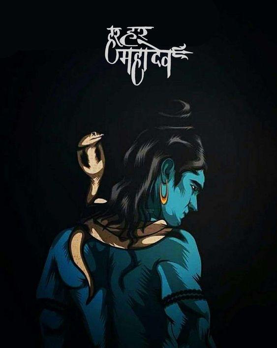 Shiv Mahadev HD Wallpaper for Shivratri 2020