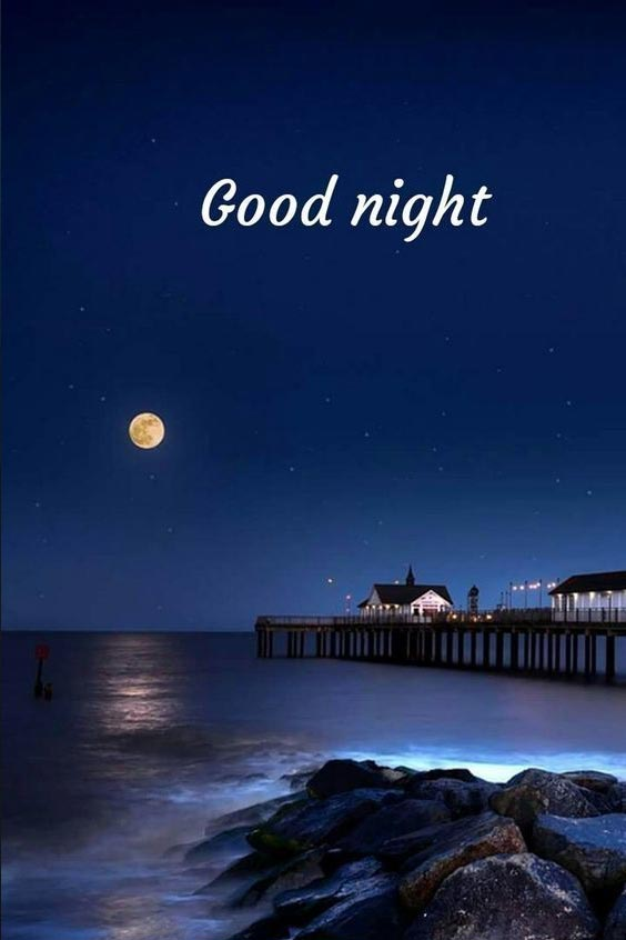 good night image love