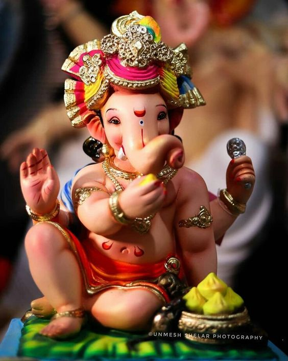 ganesh utsav photo