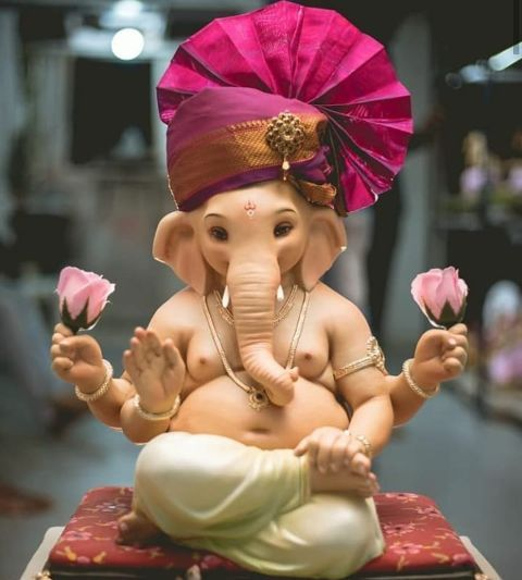good morning with ganesh images