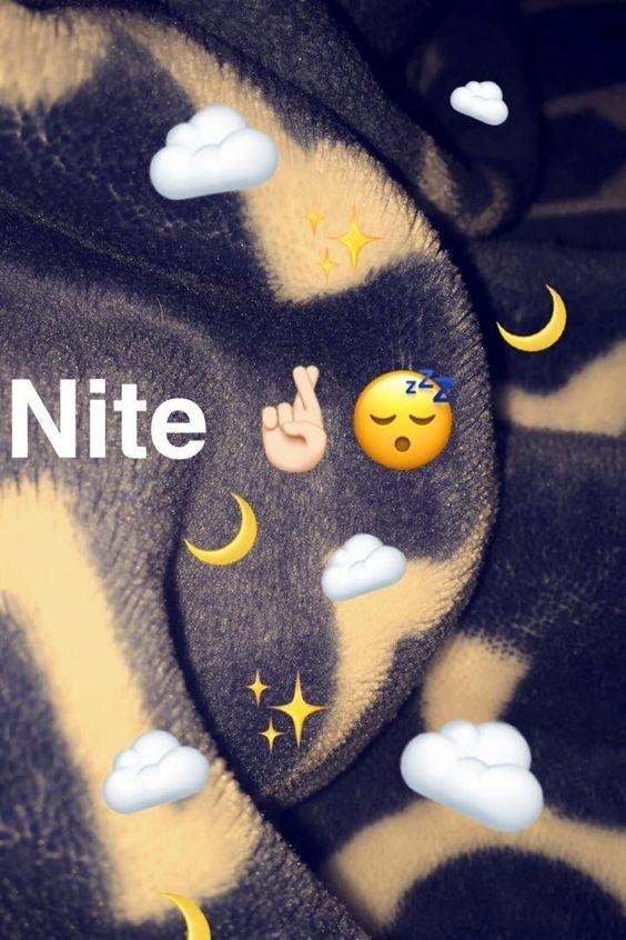 whatsapp good night image