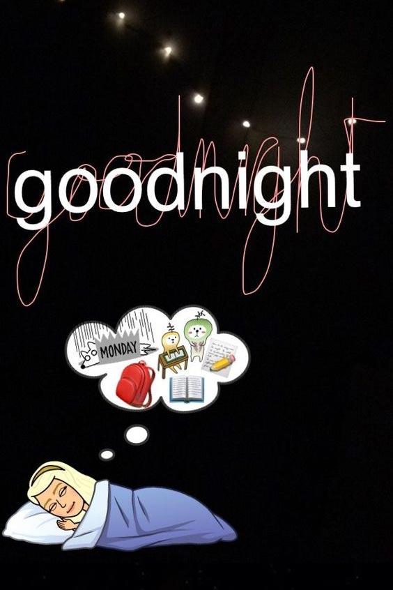free download good night image