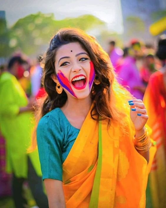 happy holi wishes for girlfriend