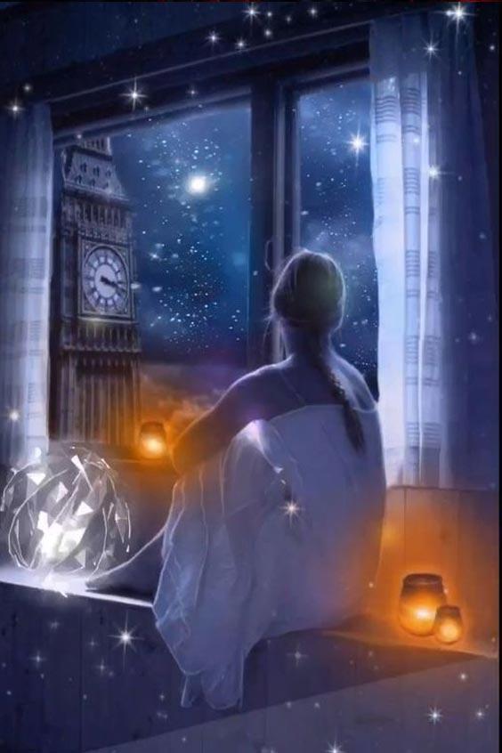 sai baba good night image