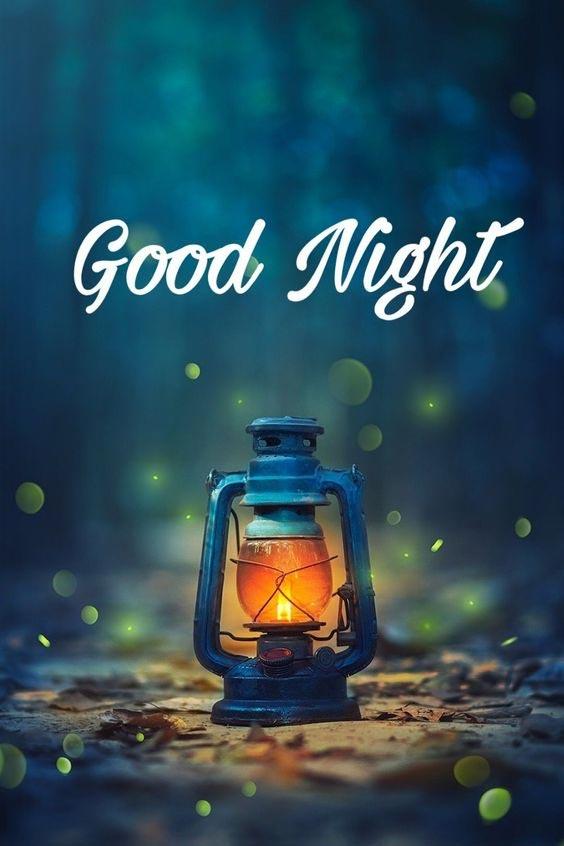 motivational good night image